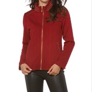 Jackets & Blazers - Wine Red Coat🍷❤️